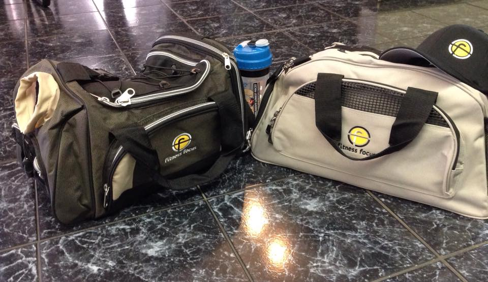 Gym Bags; Saskatoon Gyms; Gyms in Saskatoon; Fitness Bags; Duffel Bags; 2 week trial pass; Team Wawrym Pro Trainers; Personal Training; Affordable Childcare;